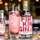 Firkin Gin Red Wine Cask, Cotes Du Roussillon, 70cl