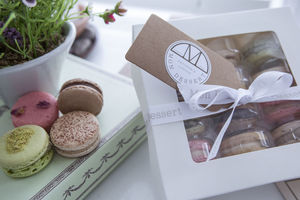 The Classic Macaron Box - cakes & sweet treats