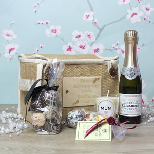 Mothers Day Prosecco And Treats Pamper Pack - wines, beers & spirits