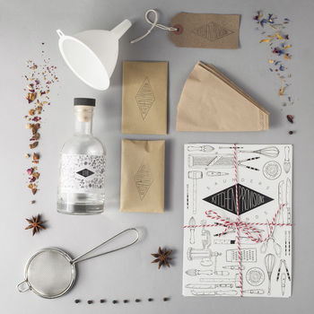 Make Your Own All In Bitters Kit