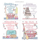 Design Your Own Personalised Apron - Artwork exampes