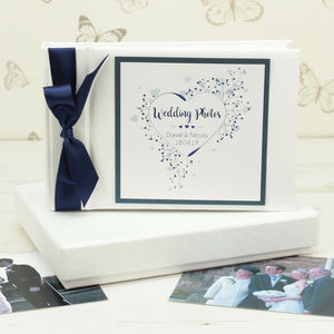 Personalised Ella Wedding Photo Album