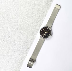 Newgate Blip Mesh Strap Watch