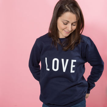 Personalised Mother's Day Statement Jumper