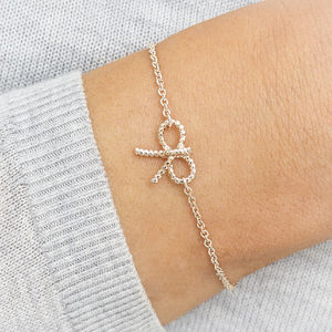 Adelia Bridesmaid Thank You Bracelet - bracelets & bangles
