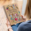 Personalised Artist Sketchbook
