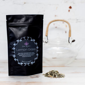 Lemongrass Tea - teas, coffees & infusions