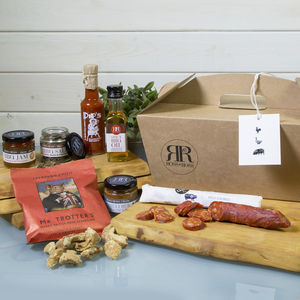Chilli Lovers Hamper - valentine's gifts for him