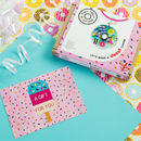 Donut Themed Jewellery Craft Kit