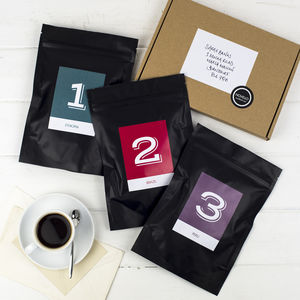 Coffee Delivery Gift For Coffee Lovers
