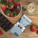 She Flies With Her Own Wings Latin Motto Chocolate Bar