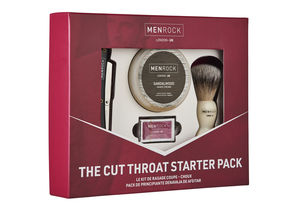 Cut Throat Razor Gift Set - shaving