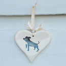 Staffordshire Bull Terrier Heart