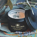 Wild Living Hand Poured Soy Wax Candle