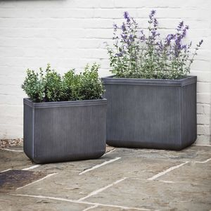 Bathford Planter Set Rectangle