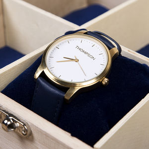 Surname Personalised Watch