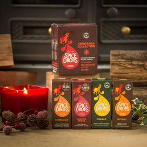 Spice Drops® Christmas Spices Collection + Recipes