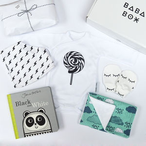 Lollipop Baby Gift Box - clothing