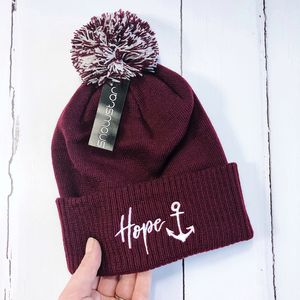 Hope Beanie Hat - hats