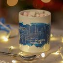 Personalised Ceramic Winter Warmer Mug