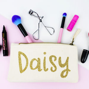 Personalised Makeup Bag - health & beauty sale