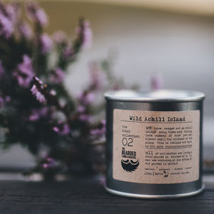 Wild Achill Island Candle - candles & home fragrance