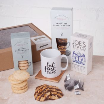 The Tea Lover's Gift Box
