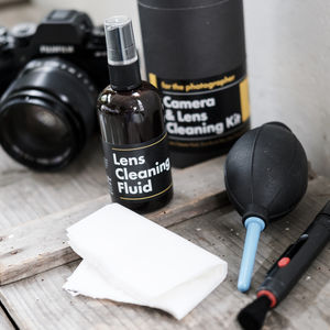 Camera Cleaning Gift Set For Photographers