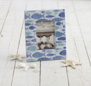 Nautical Design Picture Frame