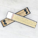 pride and prejudice personalised pencil sets by six0six design made in Ireland
