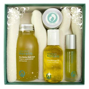 New Parent Survival Box - massage & aromatherapy