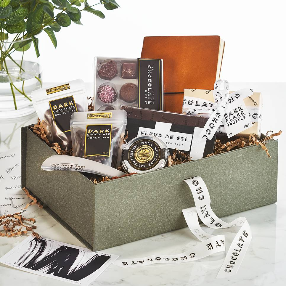 Father's Day Deluxe Chocolate Gift Hamper