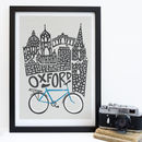Oxford City Print