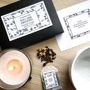 Design Your Own Personalised Gift Tea '12 Reasons Why'