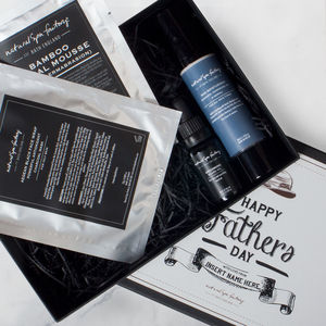 Father's Day Skincare Tool Kit - men's grooming & toiletries
