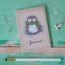 Little Owl Pocket Journal