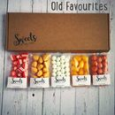 Personalised Good Luck Letterbox Sweets Gift Box