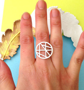 Geometric Ring - rings