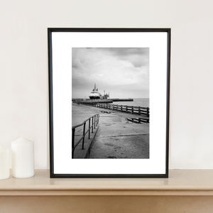 Gorleston On Sea, Norfolk Art Print - nature & landscape