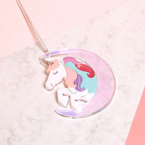 Unicorn Deluxe Necklace