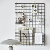 Mesh Notice Board - home