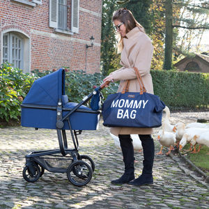 Large Mommy Changing Bag - winter sale