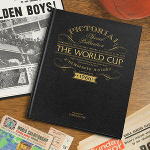 Football World Cup 1966 Edition - whatsnew