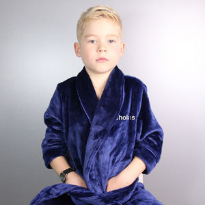 Personalised Supersoft Childrens Dressing Gown - baby care