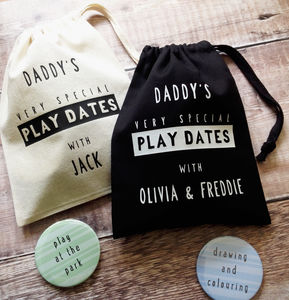 Daddy And Me Personalised Play Dates