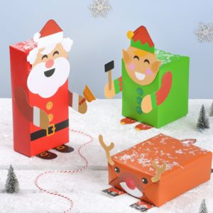 Christmas Gift Wrap Pack - christmas stickers