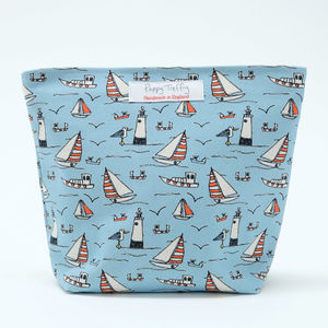 Seaside Big Make Up Bag