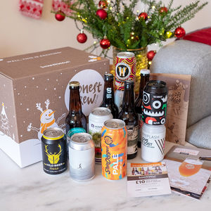 12 Days Of Christmas Craft Beer Mixed Case - gifts for him