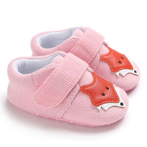 Little Fox Baby Slippers