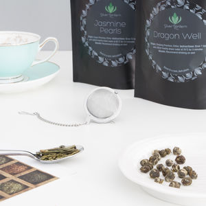 Monthly Detox Tea Subscription - teas, coffees & infusions
